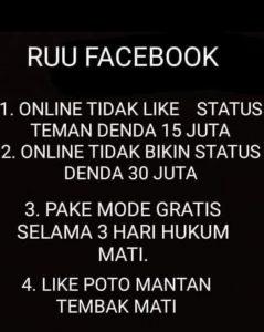 RUU Facebook