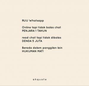 RUU WhatsApp
